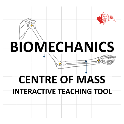 Excelling in Biomechanics – Calculating Centre of Mass icon