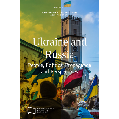 Ukraine and Russia: People, Politics, Propaganda and Perspectives icon