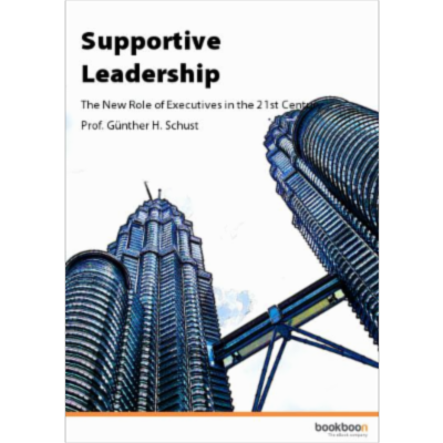 Supportive Leadership - The New Role of Executives in the 21st Century icon