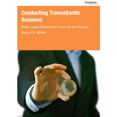 Conducting Transatlantic Business - Basic Legal Distinctions in the US and Europe icon
