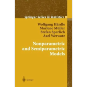 Nonparametric and Semiparametric Models icon