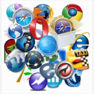 Selecting the Right Web Browser icon