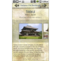 Famous Old Buildings App for Android icon