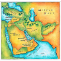 Empire and States in the Middle East and Southwest Asia icon