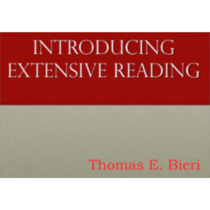 Introducing Extensive Reading StAIR icon