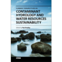 Current Perspectives in Contaminant Hydrology and Water Resources Sustainability icon