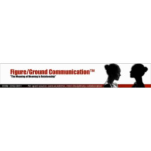 Review: Figure/Ground Communication