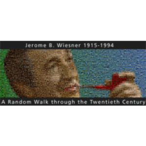 Jerome B. Wiesner: A Random Walk through the Twentieth Century