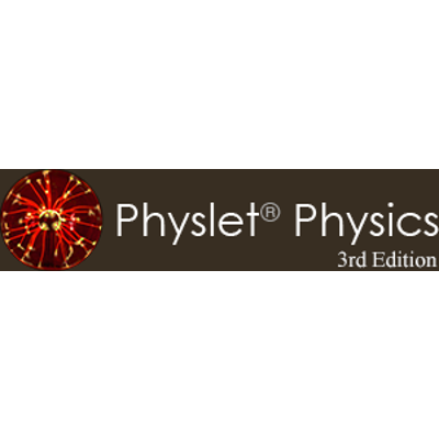 Physlet Physics 3e