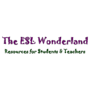 The ESL Wonderland: Activities and Lesson Plans icon