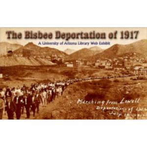 The Bisbee Deportation of 1917 icon