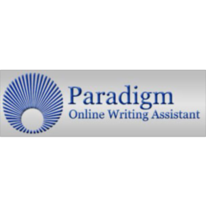 Paradigm Online Writing Assistant icon