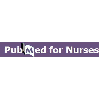 Welcome to PubMed for Nurses icon