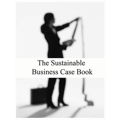 The Sustainable Business Case Book icon
