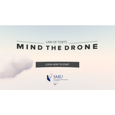 Mind the Drone icon