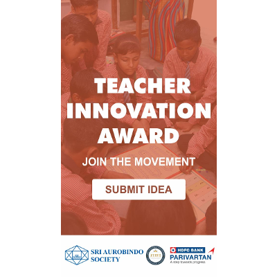 Teacher Innovation Award |Innovative Idea icon