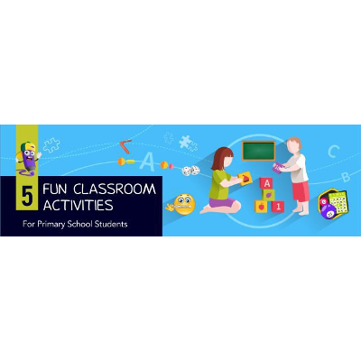 Fun Classroom Activities For Learning icon