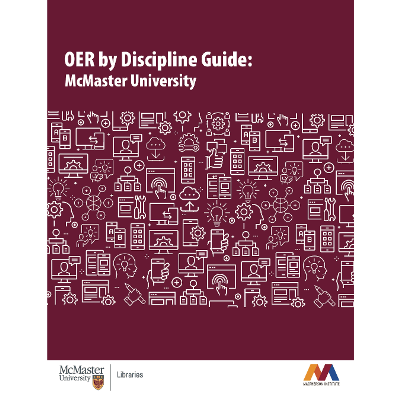 OER by Discipline Guide: McMaster University icon
