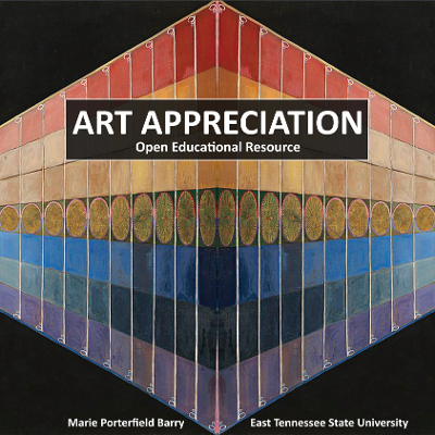 Art Appreciation Open Educational Resource icon