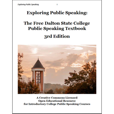 Exploring Public Speaking: 3rd Edition icon