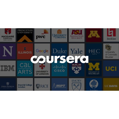 Visualization for Data Journalism | Coursera icon