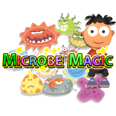 Microbe Magic | Learn about Microbes and Science icon