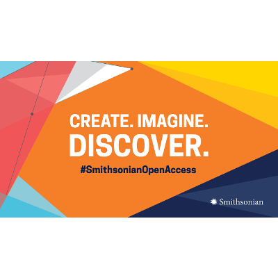 Smithsonian Open Access:  Create. Imagine. Discover icon