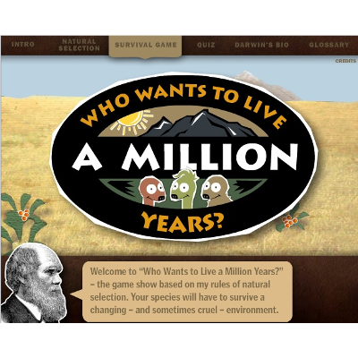 Evolution Game: Who Wants To Live A Million Years icon