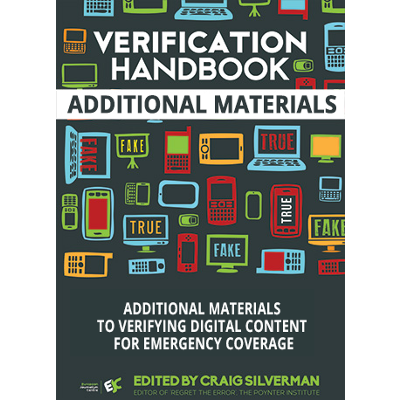 Verification Handbook for Investigative Reporting icon