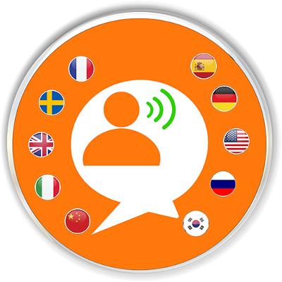Learn Languages Free in English | Light version - Apps on Google Play icon