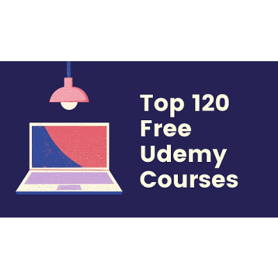 Top 120 Free Udemy Courses [2020] [UPDATED] icon