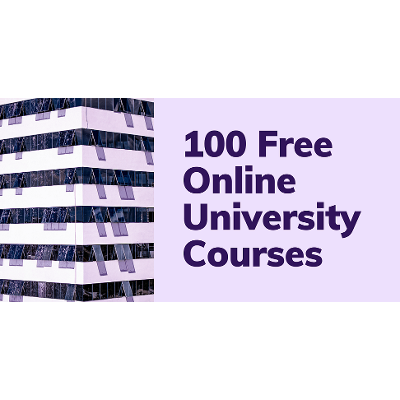 100 Free University Courses Online [2020] [UPDATED] icon