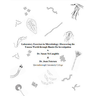 Laboratory Exercises in Microbiology: Discovering the Unseen World Through Hands-On Investigation - Open Textbook Library icon
