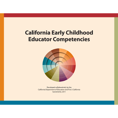 California Early Childhood Educator Competencies icon