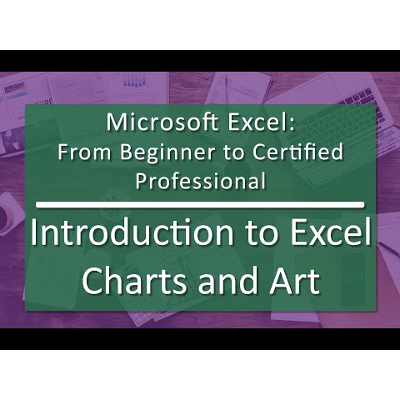 Unit 07 Excel Charts and Art (Playlist with 7 videos) icon