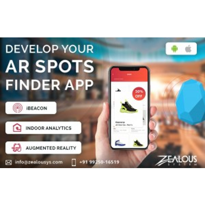 Boost your Business using AR App for Retailer and Shopping Mall icon