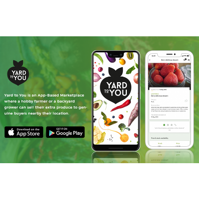 App-Based Marketplace for Farmers icon