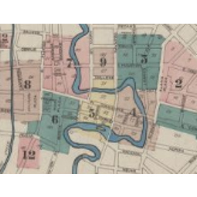 Learning an Organizing System: Library of Congress Sanborn Maps Collection icon