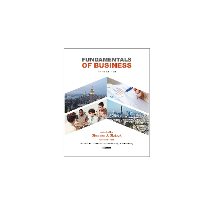 Fundamentals of Business, third edition icon
