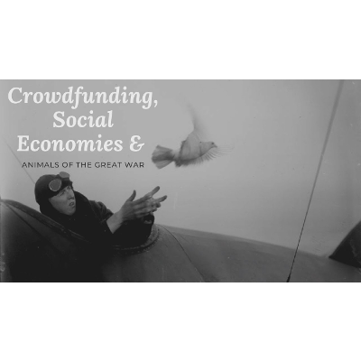 Creating a Social Economy: Maria Grazia Suriano on Crowdfunding and OER - Sustainable Funding Vlogcast icon
