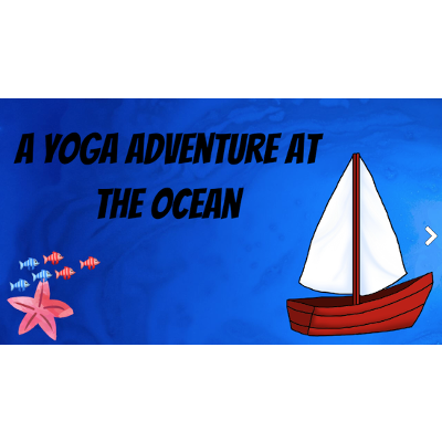 A Yoga Adventure at the Ocean icon