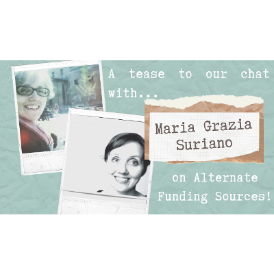 Chatting Alternate Funding from our Interview with Maria Grazia Suriano on Animals of the Great War icon