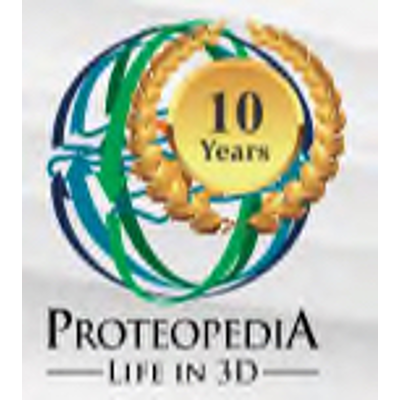 Main Page - Proteopedia, life in 3D icon