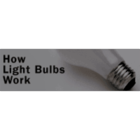 How Light Bulbs Work icon