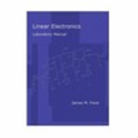Lab Manual for Linear Electronics icon