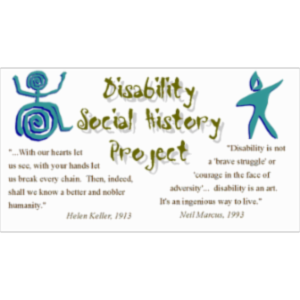 Disability Social History Project icon