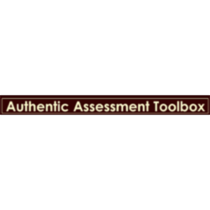 Authentic Assessment Toolbox icon