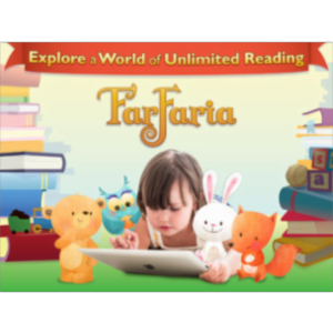 Far Faria: Children's Books App for iOS icon