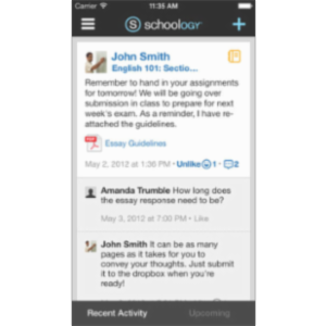Schoology App for iOS icon