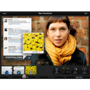 Review: TouchCast App for iPad